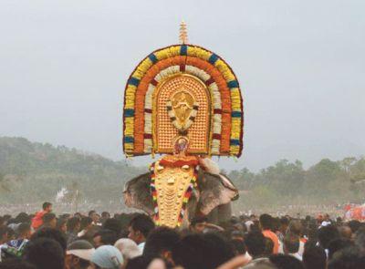 Слон из Гуруваюра