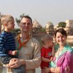 валяева, семейное путешествие